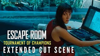 ESCAPE ROOM: TOURNAMENT OF CHAMPIONS – Extended Cut Scene   Now on Digital
