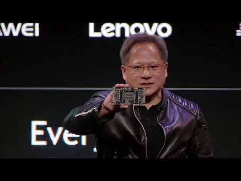 Что Показала Nvidia на CES 2018? Машины Захватят мир... XN#94 (видео)