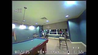 FPV Tiny Hawk S indoor