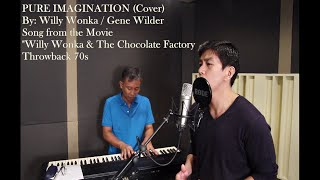 WILLY WONKA & The Chocolate Factory / Josh Groban (Stages) - Pure Imagination - Cover -