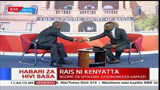 Uamuzi wa Mahakama ya juu zaidi kuhusu urais wa Uhuru Kenyatta (Sehemu ya pili)