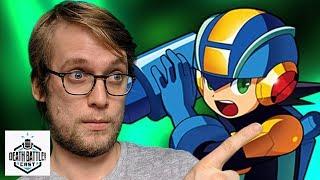 Mega Man Fight Sneak Peek | DEATH BATTLE Cast