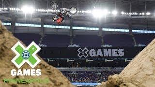 Rob Adelberg wins Moto X Best Trick bronze | X Games Minneapolis 2018