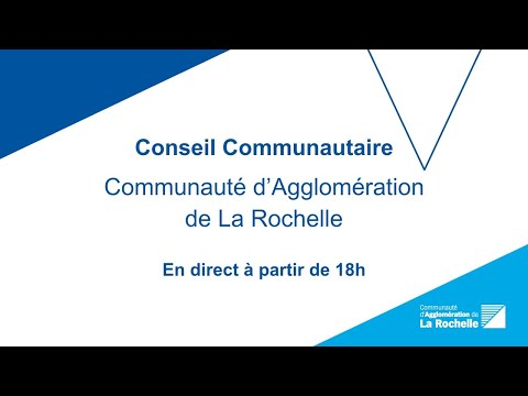 Assemblée Conseil Communautaire