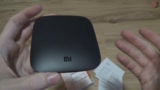 Xiaomi Mi Box Unboxing and Review