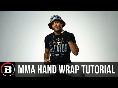 Bellator 205: How to wrap your hands like an MMA fighter – Featuring AJ McKee
