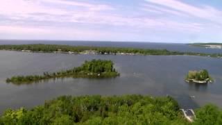 Potawatomi State Park, Sturgeon Bay, Wisconsin