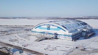 Финал Чемпионата России по хоккею с мячом среди команд Суперлиги сезона 2017-2018 г.