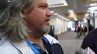 Rex and Rob Ryan share some laughs with WNST