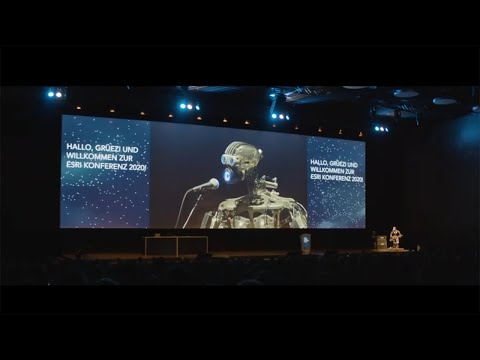 Esri Konferenz 2020 - See what others can't