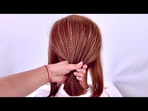 5 Причесок на короткие и средние волосы