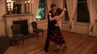 Beautiful Wedding Dance Wedding Tango to Por Una Cabeza by The Tango Project