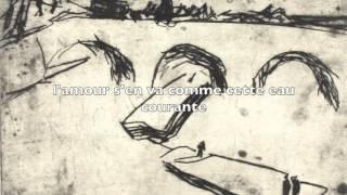 LepontMirabeau-Apollinaire/蜜哈波橋-紀堯姆·阿波利奈爾中文字幕