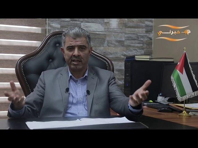 مقابلة الدكتور زياد الحجاج