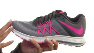Nike Zoom Winflo 3 Women's Running Shoe video