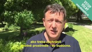 <h5>Branislav Grimm pozýva na festival</h5>
