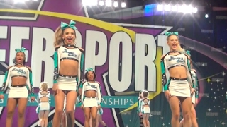 Cheer Extreme Sr Elite Day 2 CheerSport FULL HD