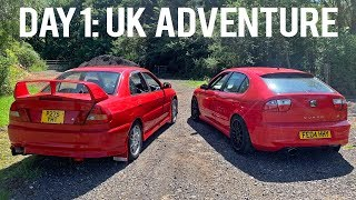 Raging the UK Streets + Evo 4 Walkaround
