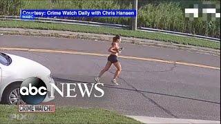 Slain Jogger On Run Before Murder [New Video]