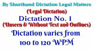 legal dictations - Video hài mới full hd hay nhất - ClipVL net