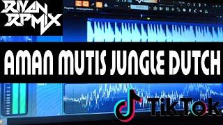 DJ AMAN MUTIS JUNGLE DUTCH VIRAL TIKTOK BASS NYA BIKIN STROK...