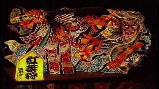 長野・戸隠「紅葉狩り音頭」観光1
