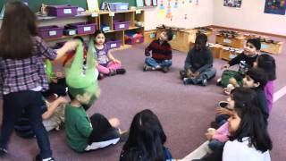 A-Tisket, A-Tasket: A Fun Orff Elementary Music Circle Game