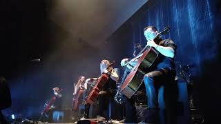 Apocalyptica One Metallica Live NYC Town Hall 9/11/17