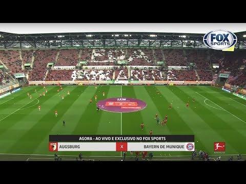 Pré-jogo: Augsburg x Bayern de Munique pela Bundesliga