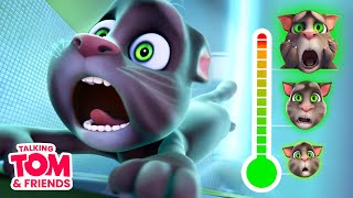👻 TOP 5 Scary Moment - Be Afraid with Talking Tom and Friends (Bonus Video)