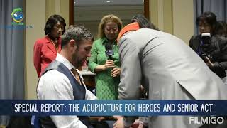 Acupuncture for our Heroes & Seniors Act