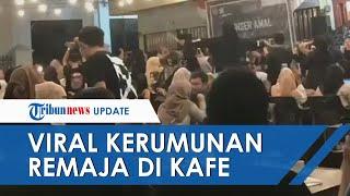 Viral Video Kerumunan Mahasiswa di Kafe Aceh, Kini Tempat Disegel dan Pelaku Terancam Pasal Berlapis