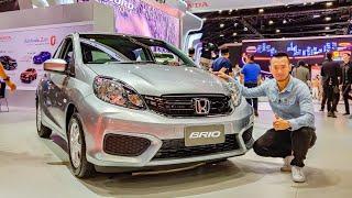 Tìm hiểu chi tiết xe giá rẻ Honda Brio 300 triệu - Đối thủ Toyota Wigo chuẩn bị bán tại Việt Nam