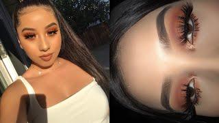 Easy Fall Makeup Tutorial   Jocy Reyes
