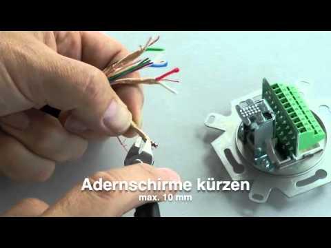 Rutenbeck Kommunikationsadapter Anschluss HDMI
