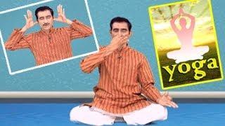 Yoga For Dhyanam || Free Your Mind with Meditation || By Dr CV Rao : Yoga YogaforDhyanam