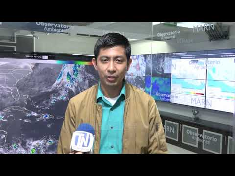 Este jueves se espera frente frío y reporte sobre enjambre sísmico