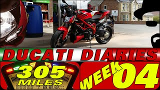 Ducati Streetfighter 848 - Handbook Is A Dud