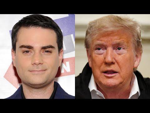 Ben Shapiro Begins Abandoning Trump!