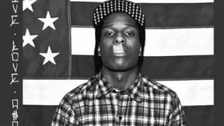 "ASAP ROCKY- ""Keep it G"""
