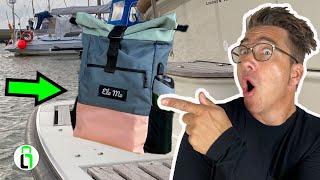 Ela Mo Rolltop Laptoprucksack für jeden Tag (Review)