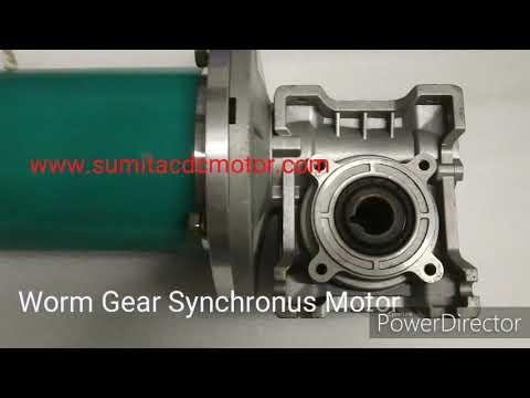 Slow Speed Motors