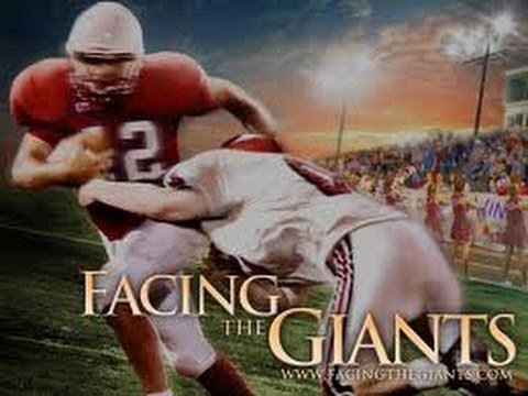 Facing the Giants DVD movie- trailer