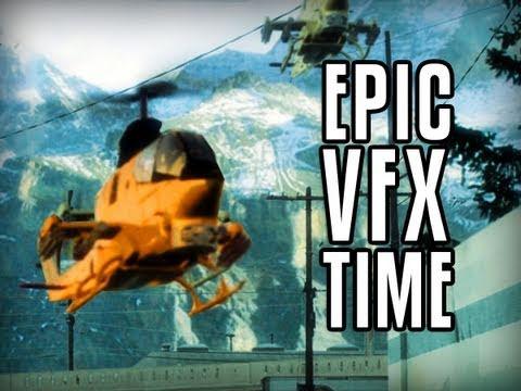 FreddieW: Epické efekty