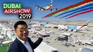 The BEST of Dubai Air Show 2019
