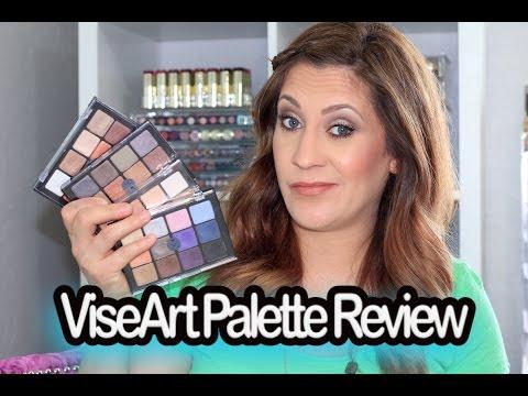 Lip Palette - Classic Paris Velvet by Viseart #6