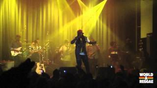 Tarrus Riley She's Royal LIVE at Melkweg Amsterdam April 26, 2012