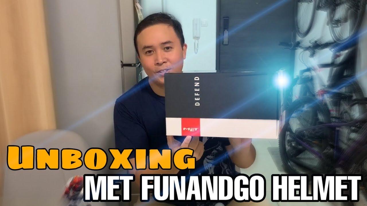 Видео Шлем MET Funandgo White (матовый)