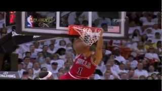 "Derrick Rose 2011 MVP Drake ""Lord Knows"" HD"