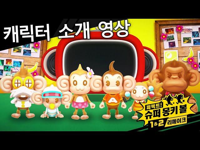 캐릭터 소개 영상